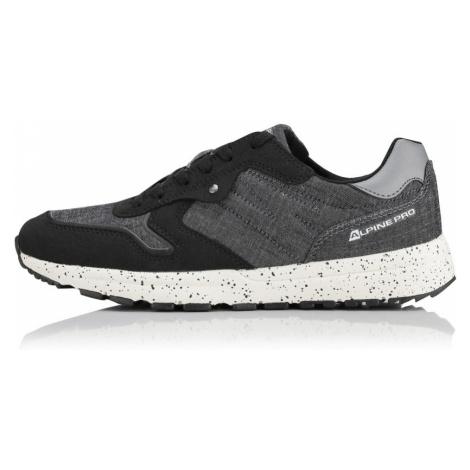 ALPINE PRO CARRYB Pánská městská obuv MBTN163990 černá