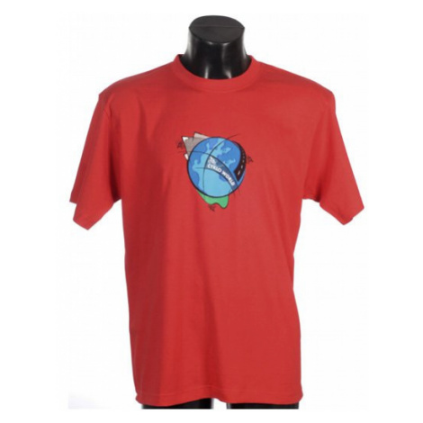 Dap Sport triko pánské Cyklo, červená