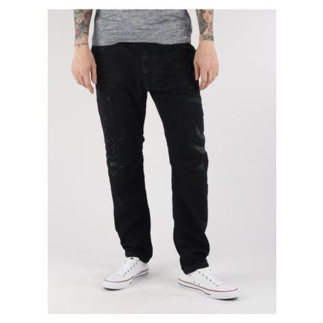 Džíny Diesel Narrot-Ne Pantaloni Černá