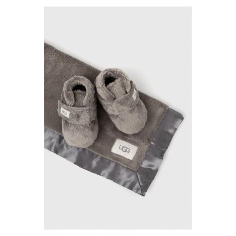 UGG - Dětské papuče Bixbee And Lovely
