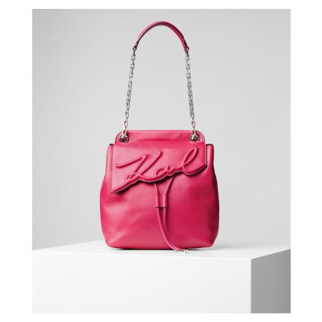 Batoh Karl Lagerfeld K/Signature Soft Backpack