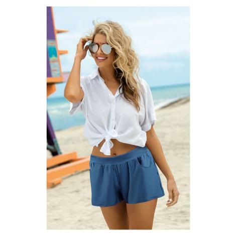 Dámské plážové šortky Self D85