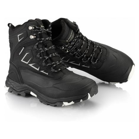 Pánská zimní obuv Alpine Pro CULH - černá