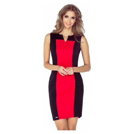 Dámské šaty Morimia 006-1 | červená
