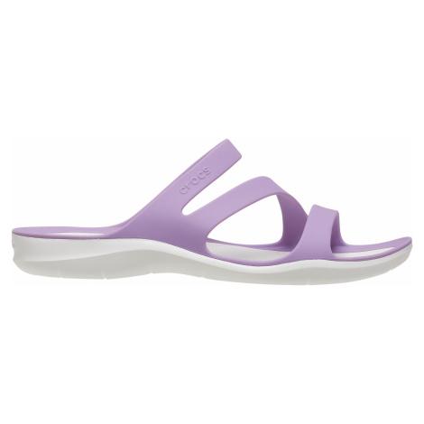 Dámské sandály Crocs SWIFTWATER fialová