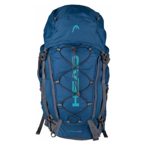 Head CALDER 50 modrá - Turistický batoh