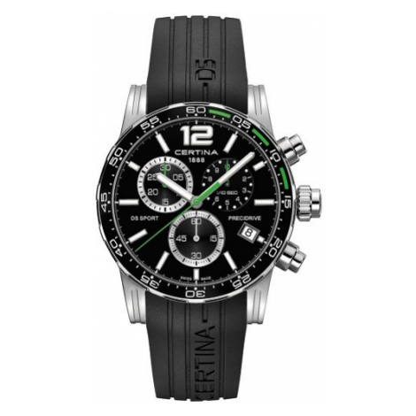 CERTINA DS SPORT C027.417.17.057.01, Pánské náramkové hodinky
