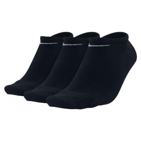 Nike 3PPK VALUE NO SHOW černá - Sportovní ponožky