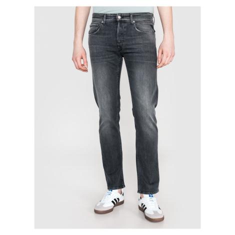 Grover Jeans Replay Černá