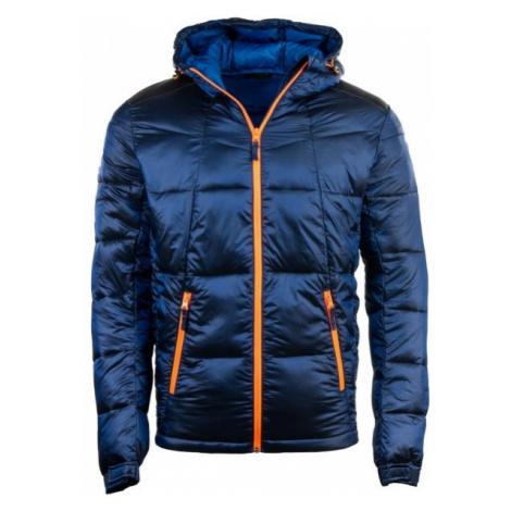 ALPINE PRO GERT tmavě modrá - Pánská bunda