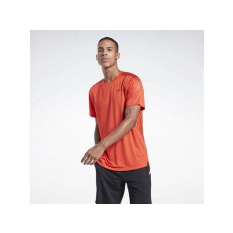 Reebok Sport Workout Ready Tech T-Shirt Červená