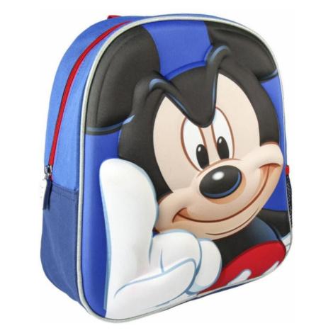 Cerda Dětský batoh Mickey Mouse 3D modrý