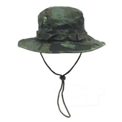 Klobouk MFH® US GI Bush Hat Rip Stop - lovec zelená Max Fuchs