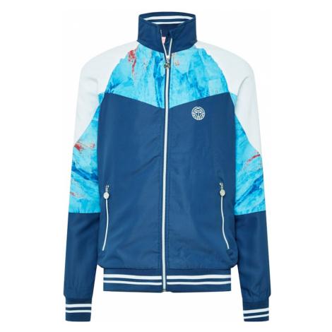 BIDI BADU Sportovní bunda 'Jabu' tmavě modrá