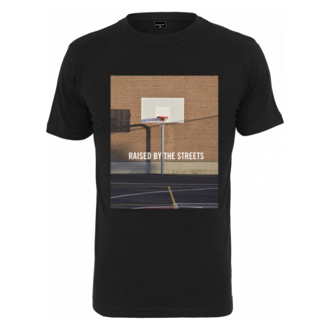Raised By The Streets Tee - black