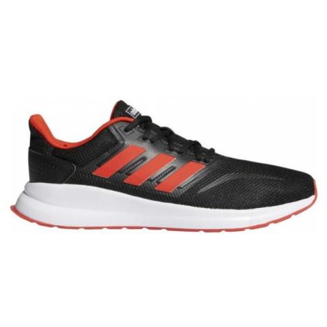 adidas RUNFALCON černá - Pánská běžecká obuv