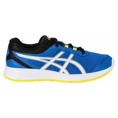 Běžecká obuv Asics Ikaia 9 GS - modrá/bílá