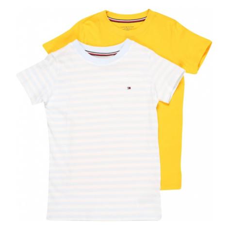 Tommy Hilfiger Underwear Tílko žlutá / světlemodrá / bílá / námořnická modř / červená