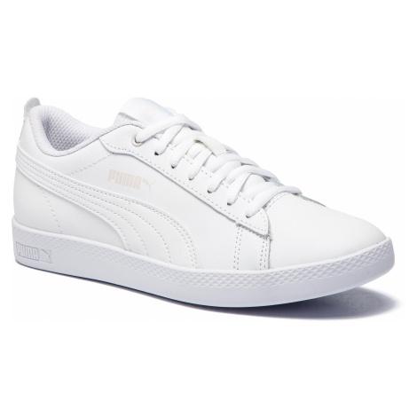 Sneakersy PUMA - Smash Wns v2 L365208 04 Puma White/Puma White