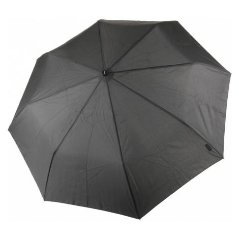 Černý mechanický skládací pánský deštník Trent Doppler
