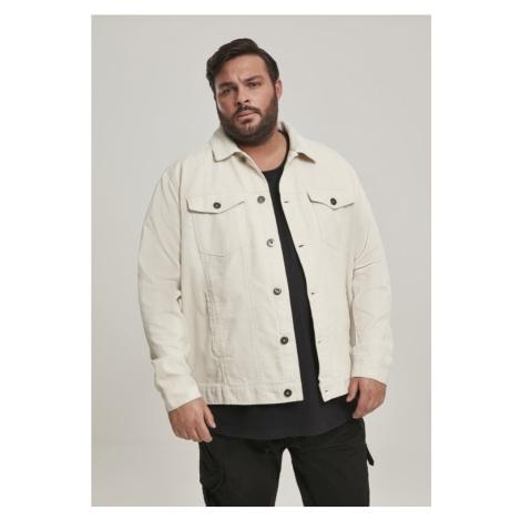 Bunda Urban Classics Corduroy Jacket - offwhite