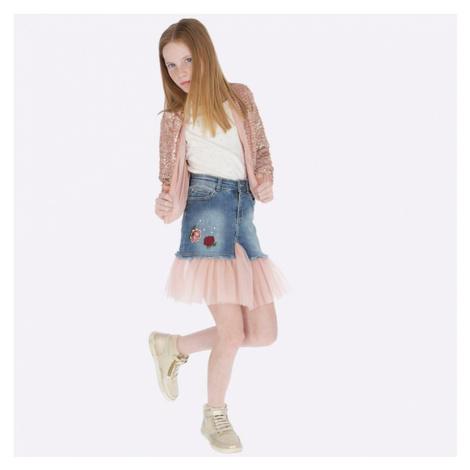 Divčí riflová sukně Mayoral 7910 | modrá