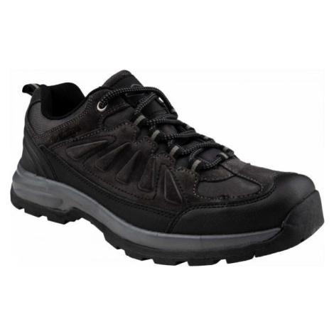Umbro NERO tmavě šedá - Pánská treková obuv