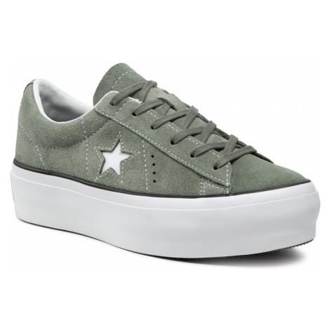 Converse One Star Platform Ox 564383C