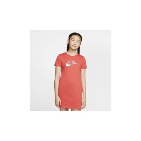 G nsw tshirt dress futura Nike