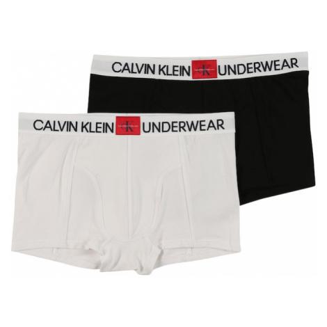 Calvin Klein Underwear Spodní prádlo bílá / černá / červená