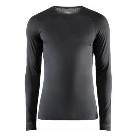 Pánské tričko CRAFT PRO Dry Nanoweight LS černá