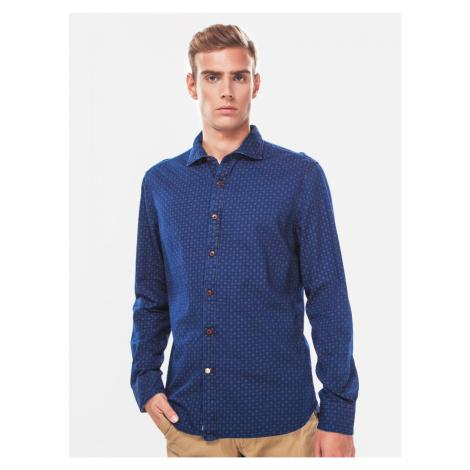 Pepe Jeans Pepe Jeans pánská modrá košile Windham
