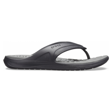 Crocs Reviva Flip Black/Slate Grey