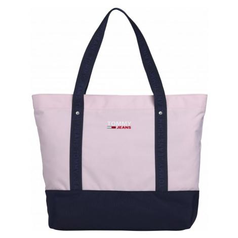 Tommy Hilfiger Tommy Jeans světle růžová sportovní kabelka TOTE