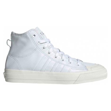 Adidas Nizza Hi Ftw White bílé EF1407