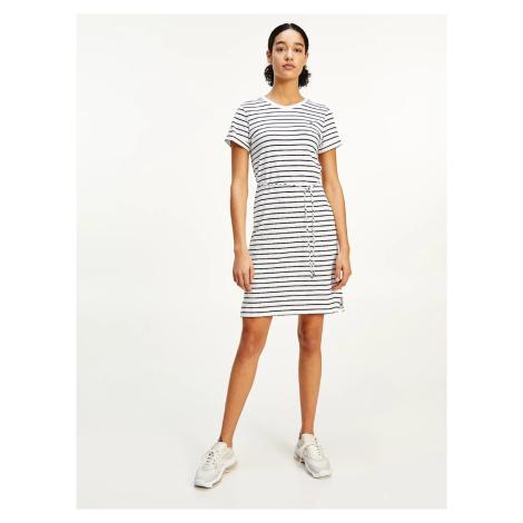 Tommy Hilfiger dámské pruhované šaty
