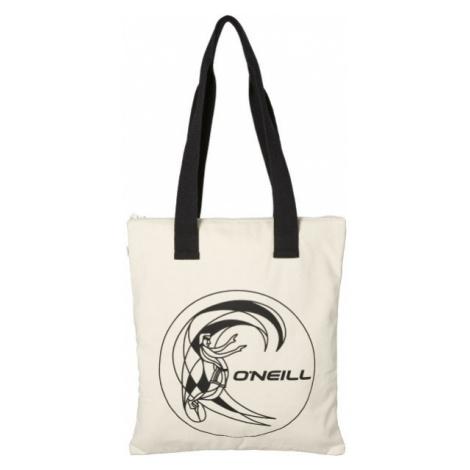 O'Neill BW SUMMER SURFIVAL TOTE bílá - Dámský shopper