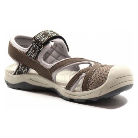 Umbro ALRUNA hnědá - Dámské volnočasové sandály