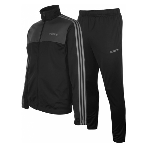 Pánská tepláková souprava Adidas 3 Stripe Basic Poly