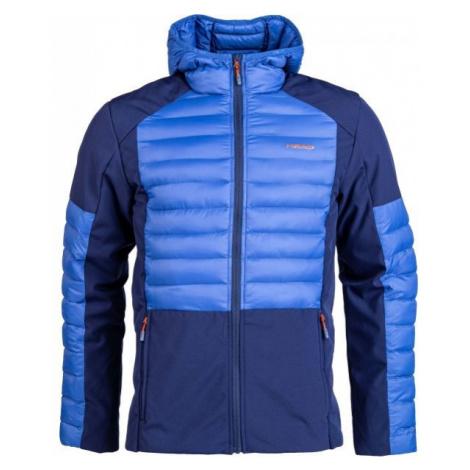 Head DAVE modrá - Pánská softshellová bunda
