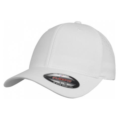 Flexfit Perforated Cap - white Urban Classics