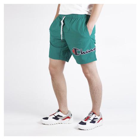 Zelené koupací šortky Rochester Beachshort Champion