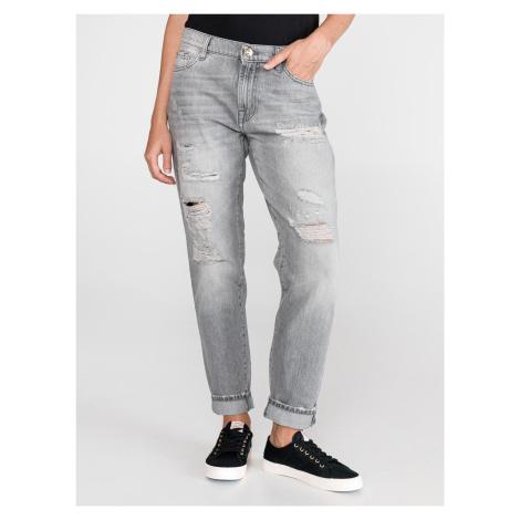 Jeans TWINSET Šedá