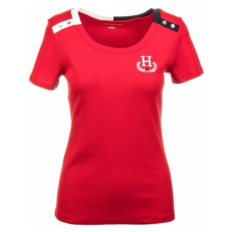 Ralph Lauren Tommy Hilfiger dámské tričko TH38