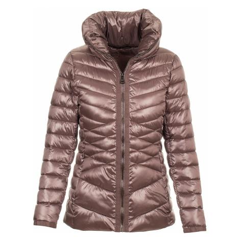 Karl Lagerfeld dámská bunda fialová