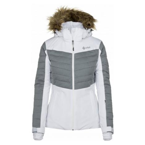 Kilpi Dámská lyžařská bunda Breda bílá