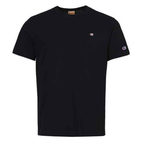 Champion Crewneck T-Shirt černé 212974-KK001-NBK