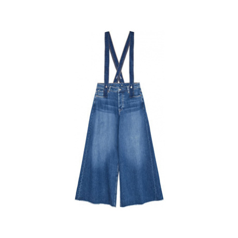 Pepe jeans PL203598R Modrá
