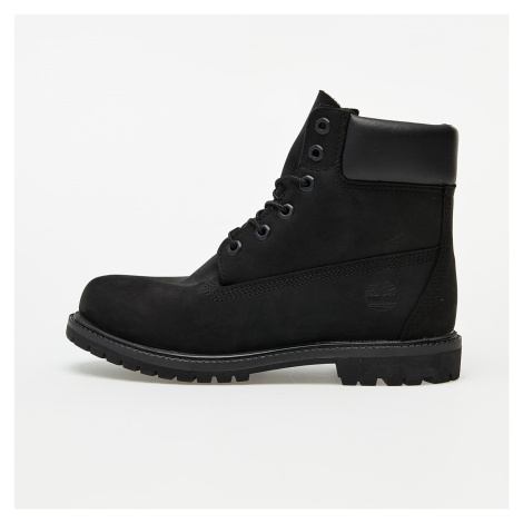 Timberland Premium 6 In Waterproof Boot Black