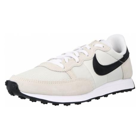 Nike Sportswear Tenisky 'Challenger' světle šedá / bílá / černá